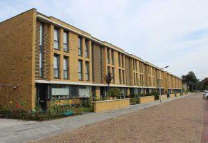 Hegeman Constructie Lucassen Bouwconstructies Hilversum Buitenrijk Van Woerkom De Brouwer Architecten
